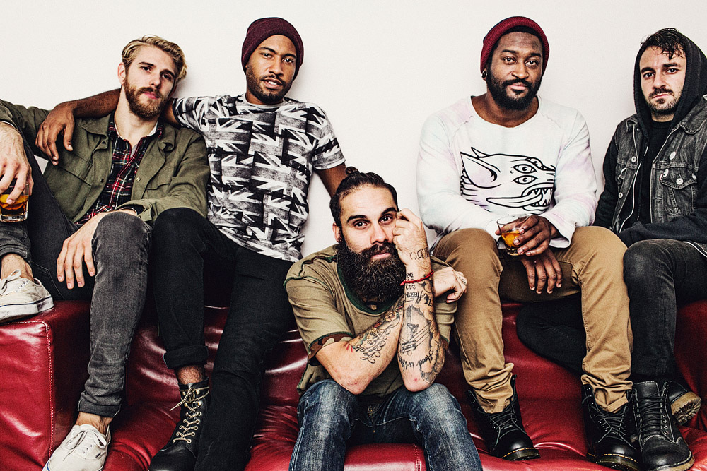 Letlive - American Rock Band from Los Angeles, California
